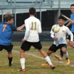 Eagles blank Foard, earn another home game