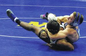 Hounds third at Elkin tourney