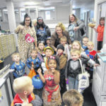 Halloween at The News