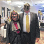 Who are those masked people?