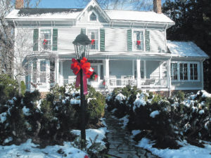 31st Christmas House Tour approaches