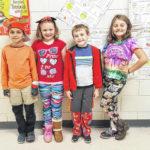 Franklin students dress up for Spirit Week