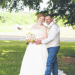 Marion, Potts wed