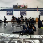 Bears dominate on new mat