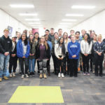 Surry business students donate to Shepherd's House