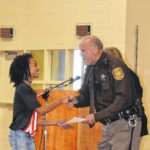 Elementary school holds DARE graduation