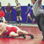 East Surry wrestlers off to strong start