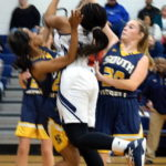 Lady Bears rout S. Iredell, 62-17