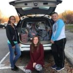 Gentry students supply gifts for eight 'angels'