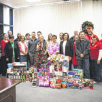 SCC is in the spirit of giving