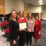 Two local school honored