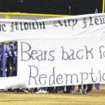 Bears back for Redemption