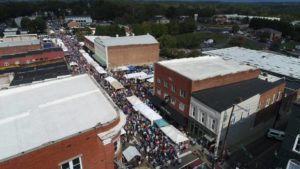 Mount Airy downtown is state's #1