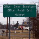 Fallen officer memorial walk is Saturday