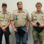 Scouts tackle park, greenway projects