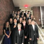 Gentry places 22 on all county band
