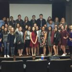 Interact Club holds pinning ceremony