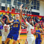 Hitting their Stride: Lady Hounds Advance