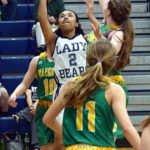 Lady Bears unleash blizzard