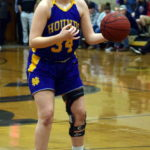 Lady Hounds end season with 51-41 loss