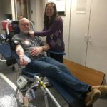 Doctor helps set example for donors