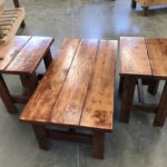 Making furniture for a good cause
