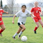Central eases past Lady Cards