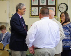 Gary Tilley picked for county seat