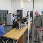Area students meet the robots at SCC