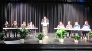 East Surry team wins Quiz Bowl