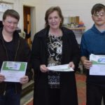 Career and tech students recognized