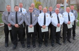 Firefighters awarded for lifesaving efforts