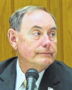 Board alters agenda policy at Yokeley's urging