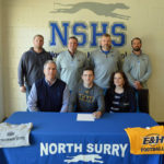 Martin signs with Emory & Henry
