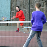 East completes sweep of Wildcats